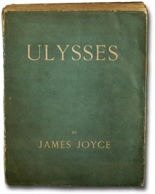 Ulysses_Book Cover