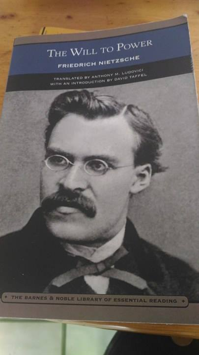 Nietzsche Book Cover